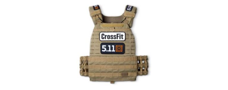 chaleco de crossfit games